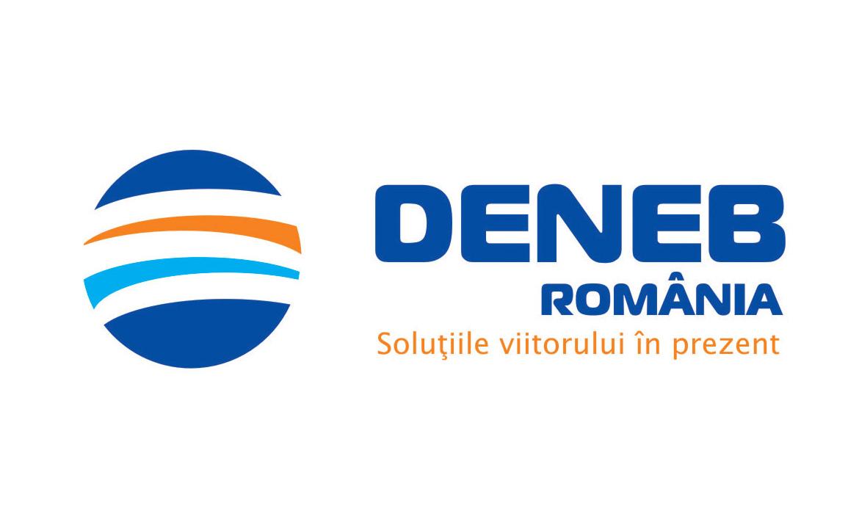 Logo Design Sigla Deneb